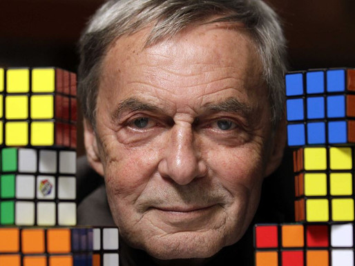 The Amazing Continued Success of Rubik's Cube