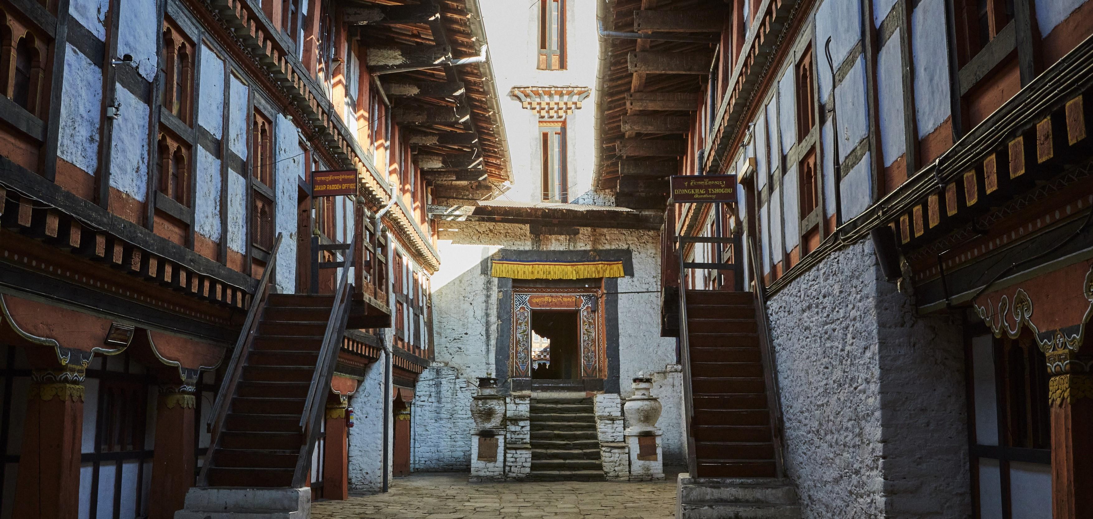 Jakar-Dzong-Bhutan