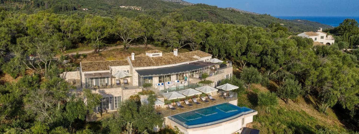 peristera-house-corfu-aerial-view