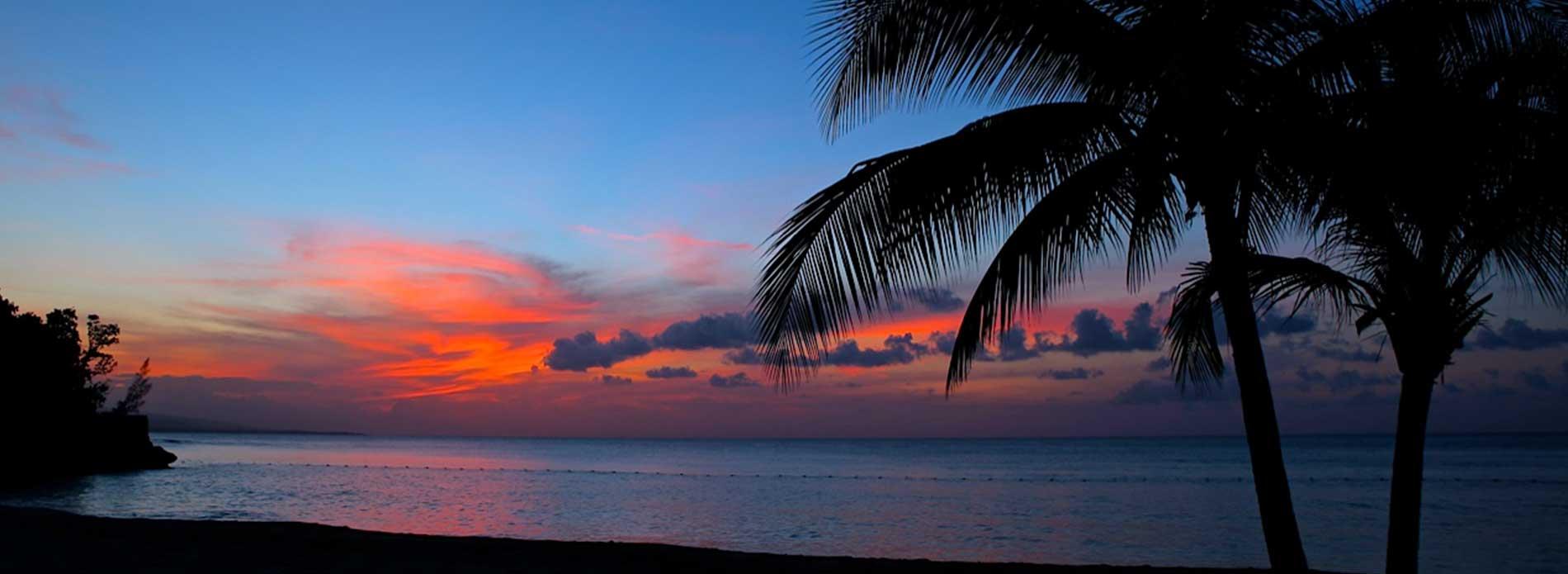 sunset-jamaica