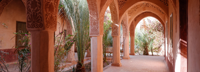 al-moudira-luxor-garden-arch