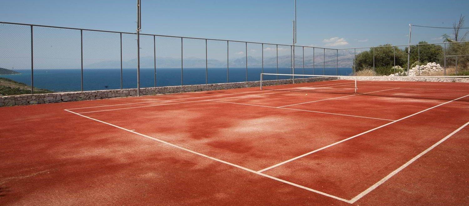 villa-trelli-rodia-corfu-tennis-court