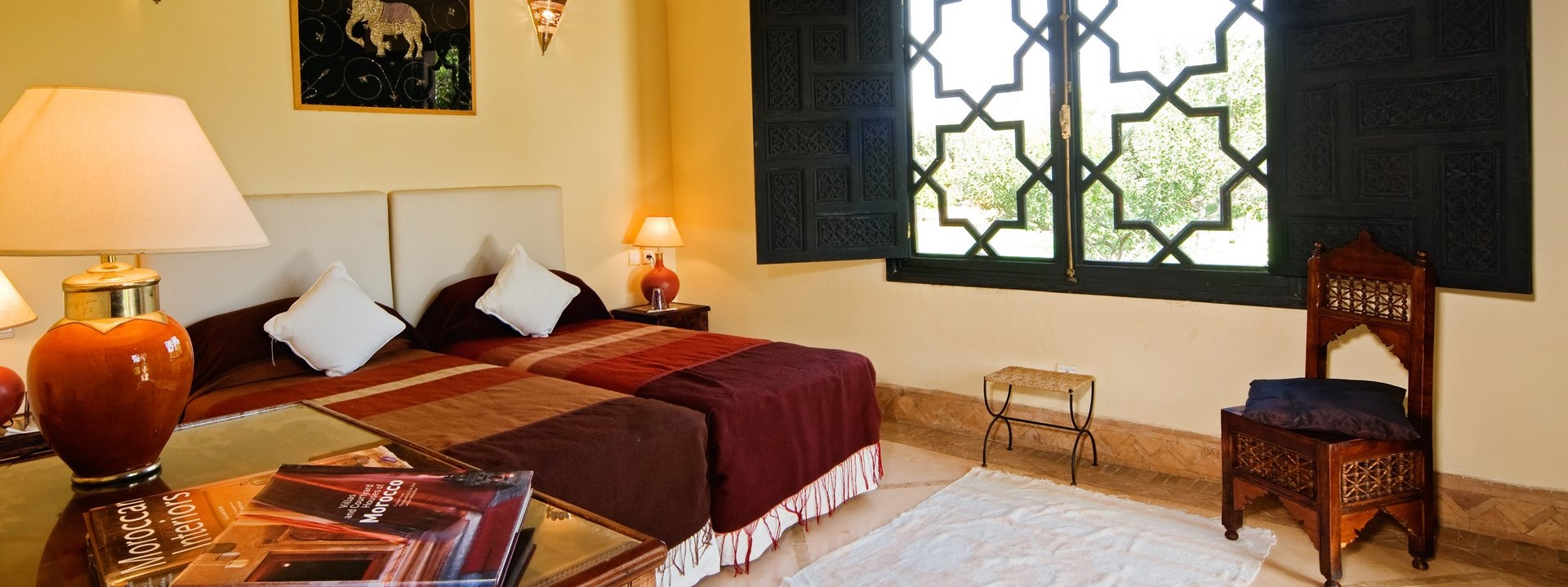 villa-alexandra-marrakech-twin-bedroom-2