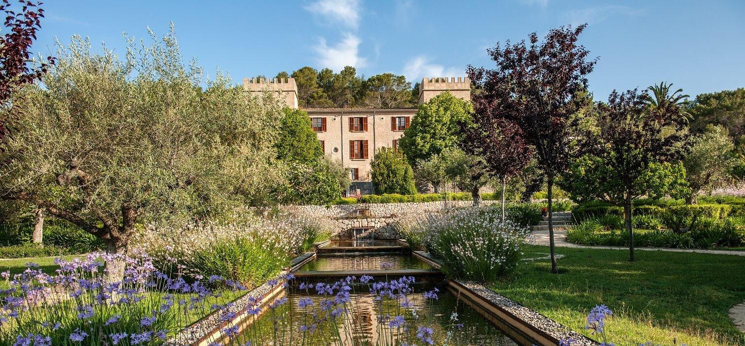 Hotel-Castell-Son-Claret-Mallorca