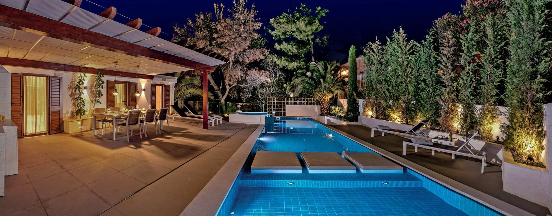 villa-tourmaline-brac-croatia-night
