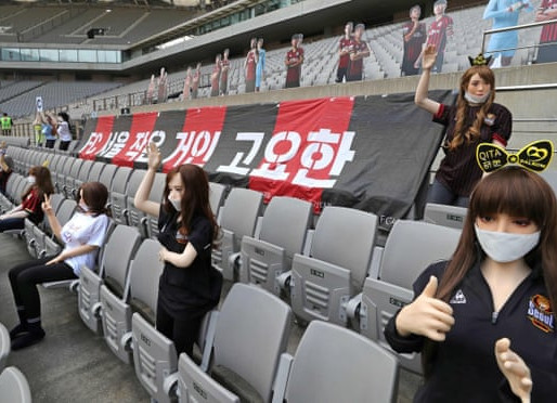 South Korean Football Team Apologises...