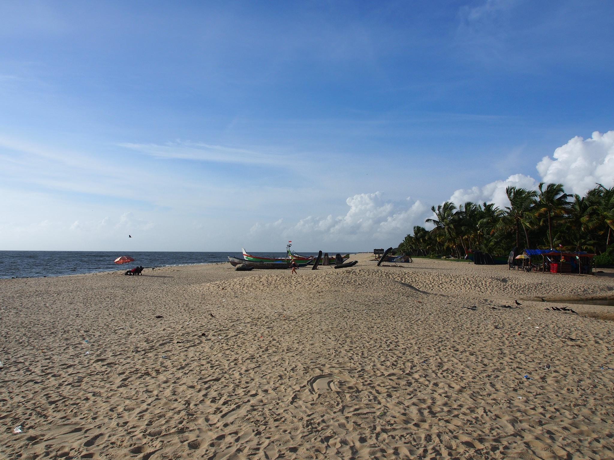marari-beach-kerala