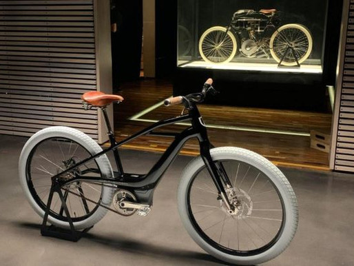 Harley-Davidson e-Bicycle