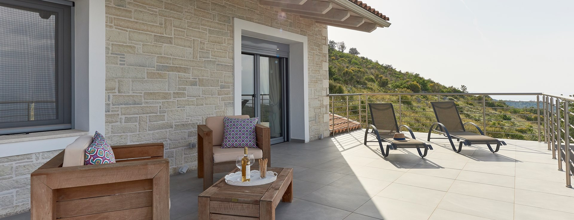 sea-view-villa-corfu-roof-terrace