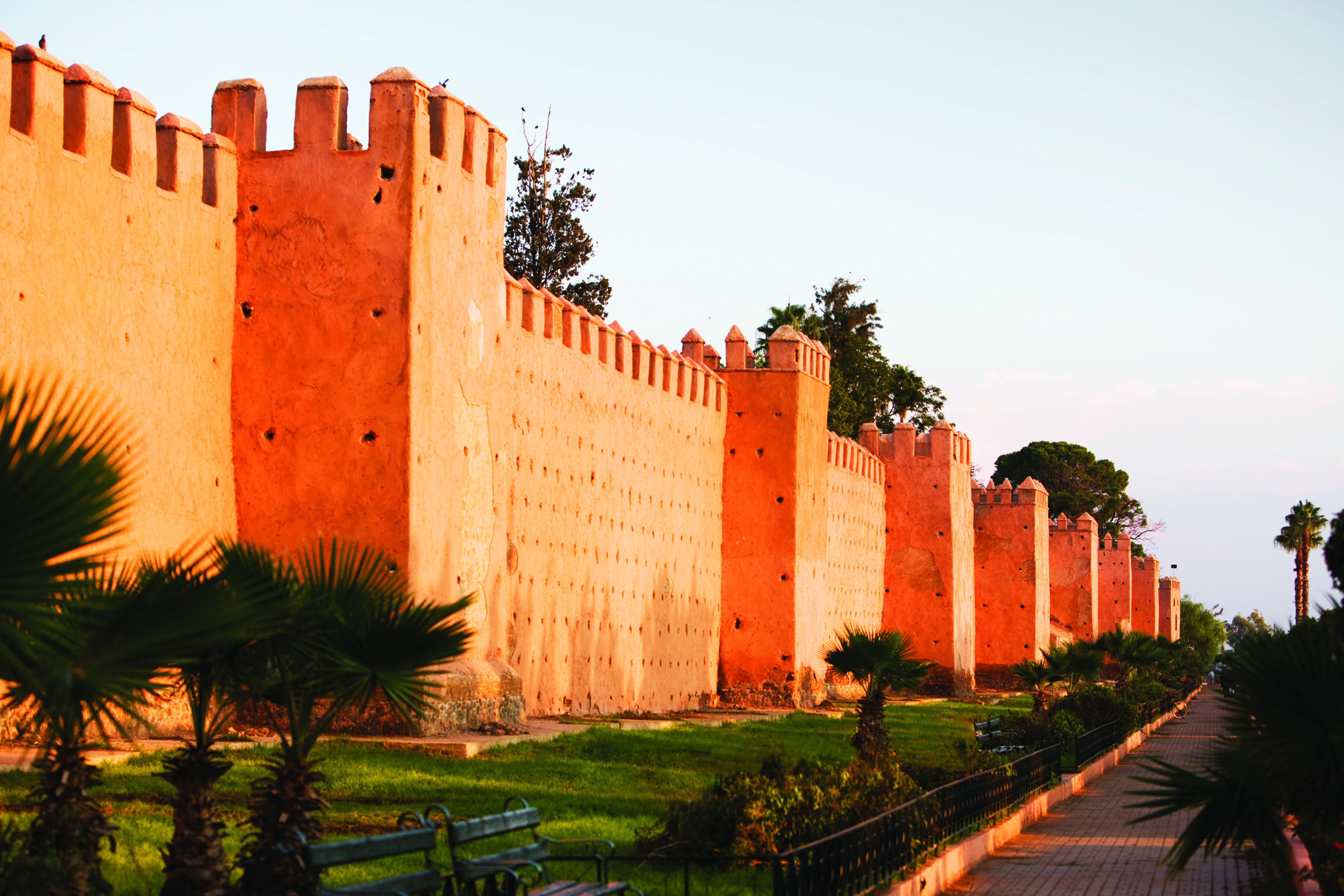 marrakech-city-walls-ochre