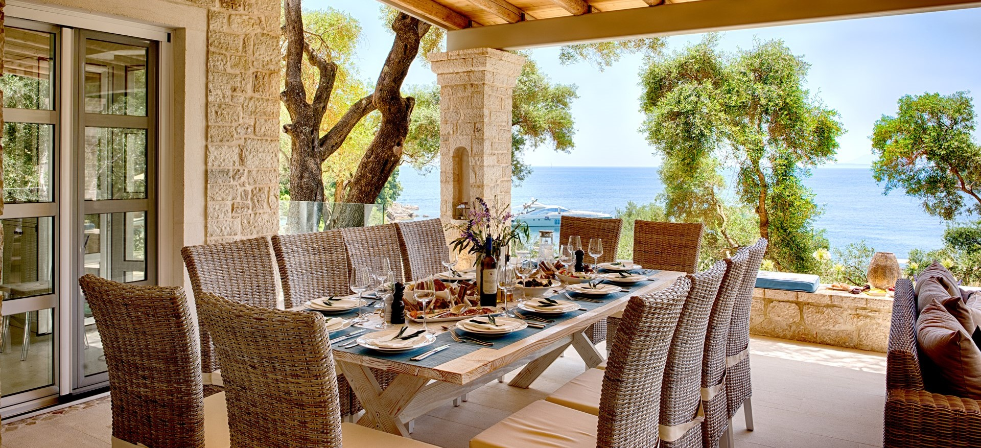 pebble-bay-villa-corfu-sea-view