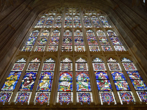 Oldest Stained Glass Windows in Britain