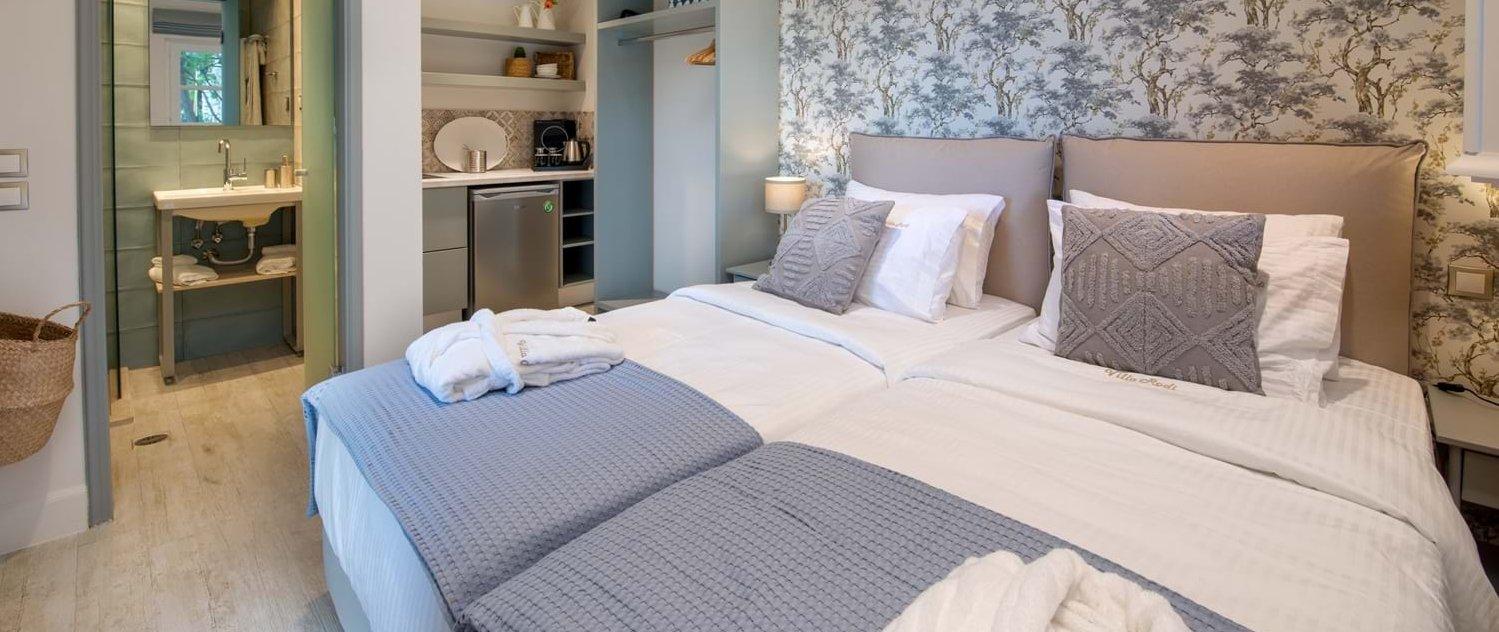villa-rodi-corfu-twin-bedroom-1
