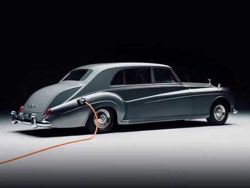 Electric Rolls-Royce Classic