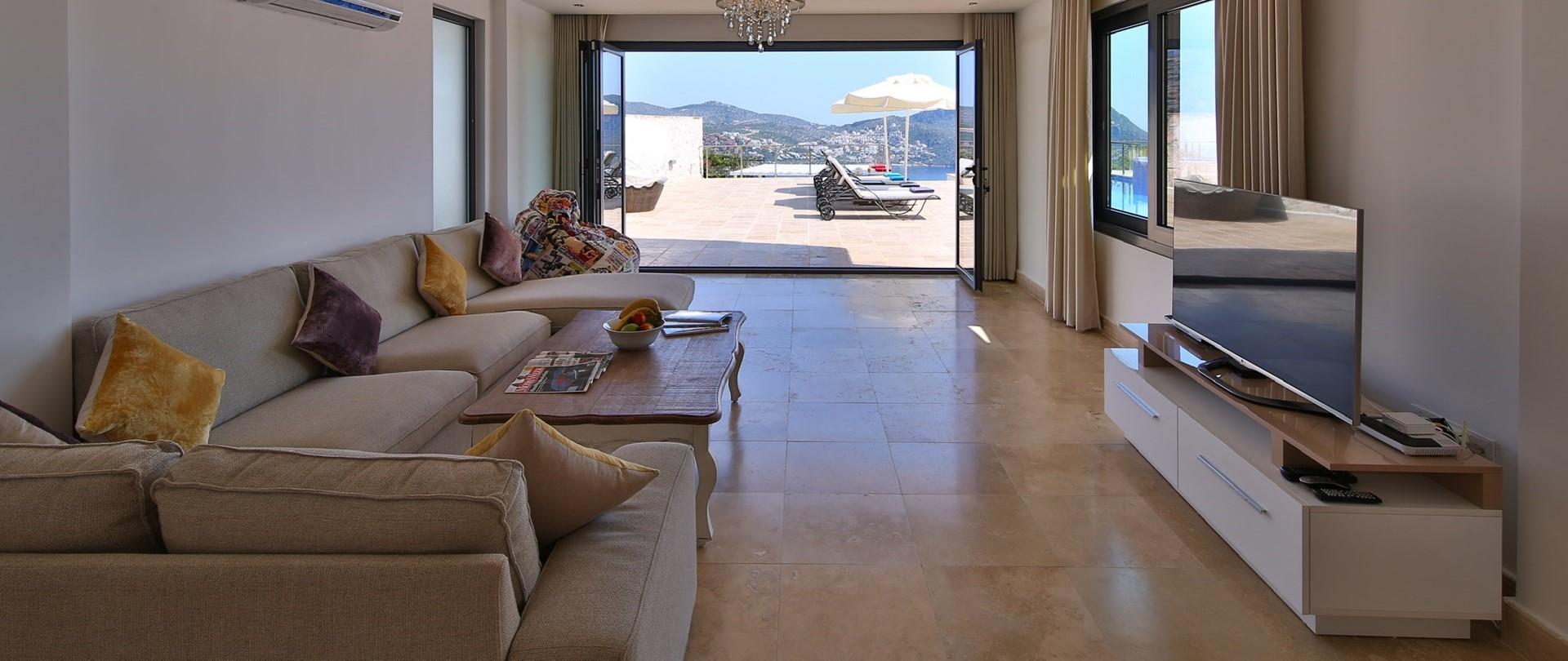 villa-ecrin-kalkan-tv-lounge