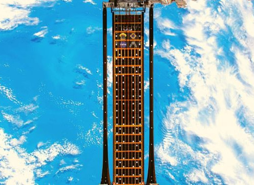 ISS Gets a Solar Power Upgrade