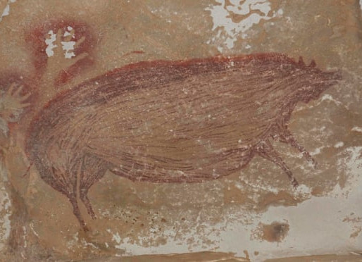 World's Oldest Cave Painting Discovered