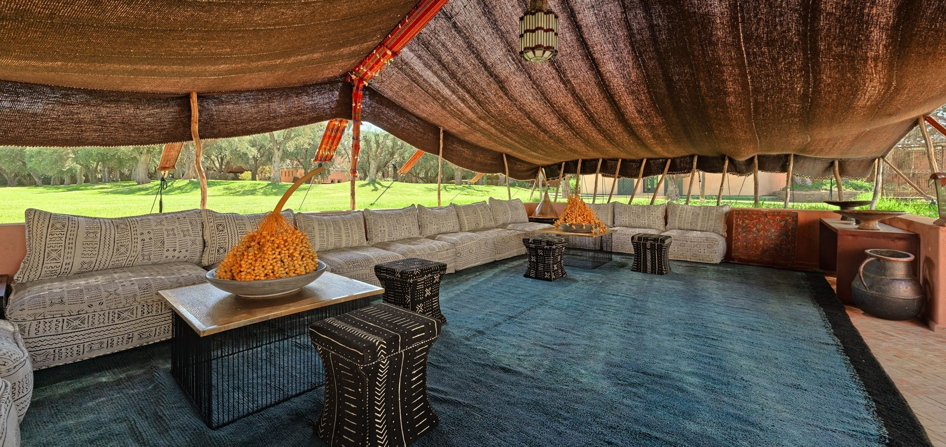 villa-azzaytouna-berber-tent-interior