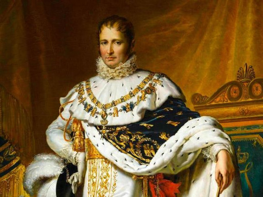 Napoleon's Brother Lived in New Jersey