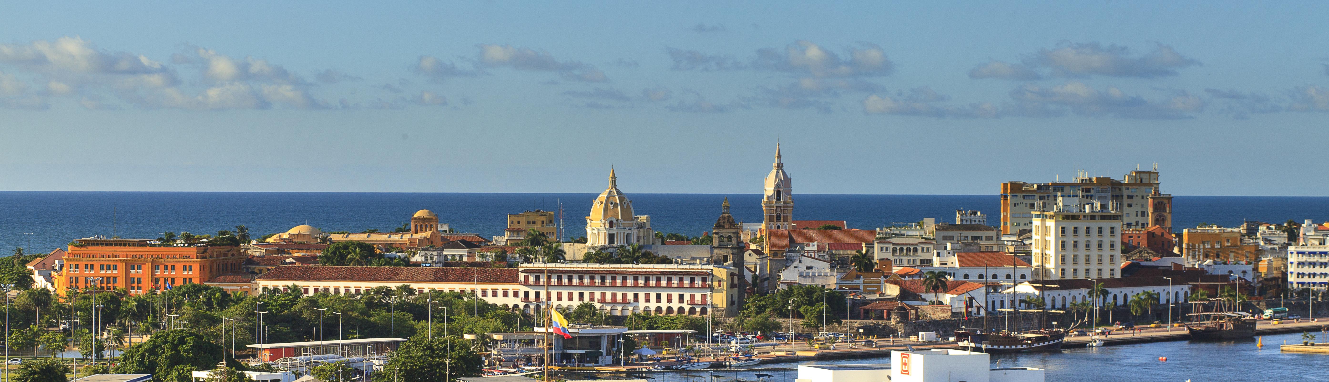 Cartagena-rooftops