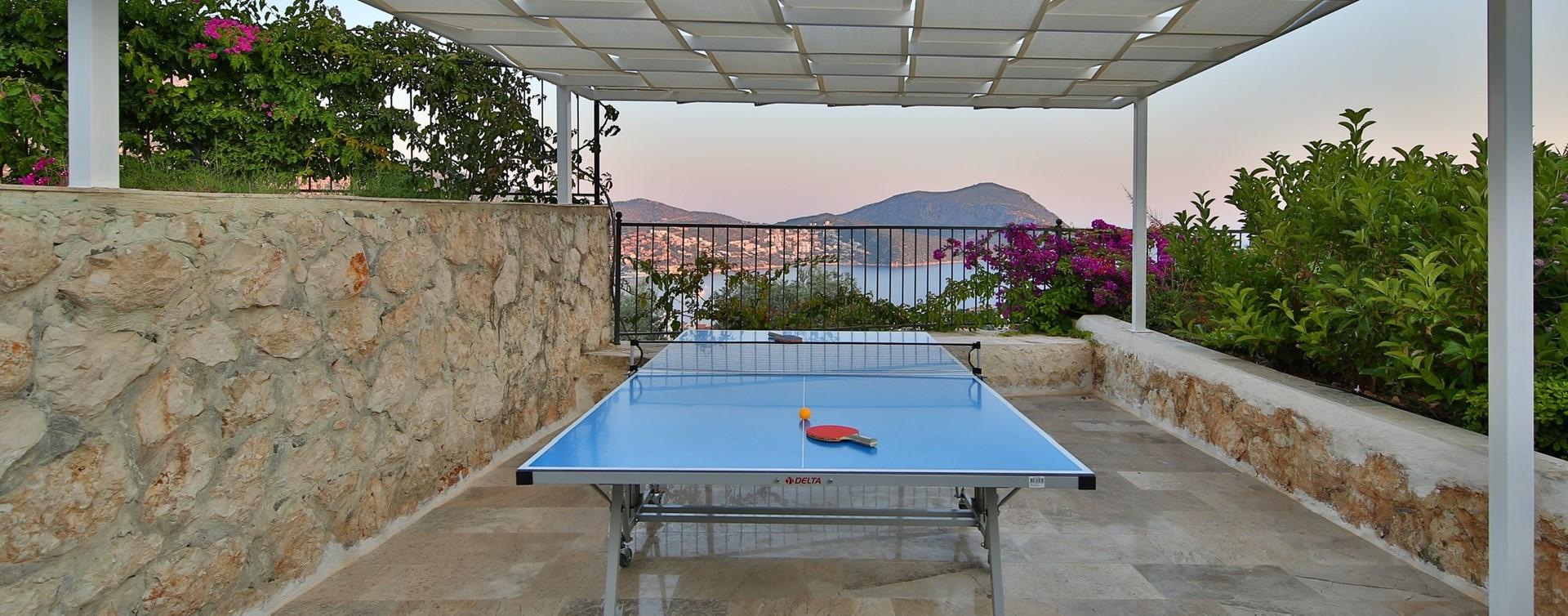 villa-ecrin-kalkan-table-tennis