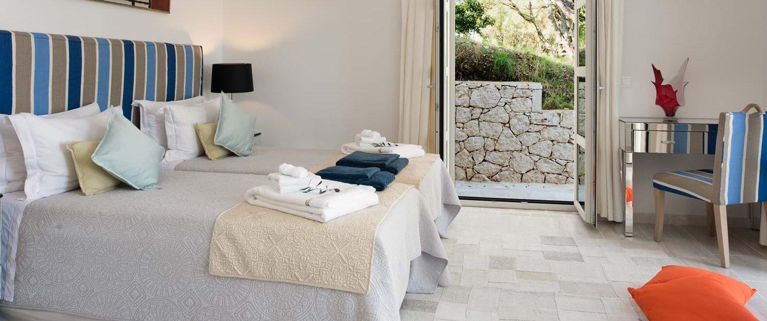 peristera-house-corfu-twin-bedroom