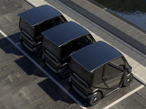 New City Runaround Solar Car