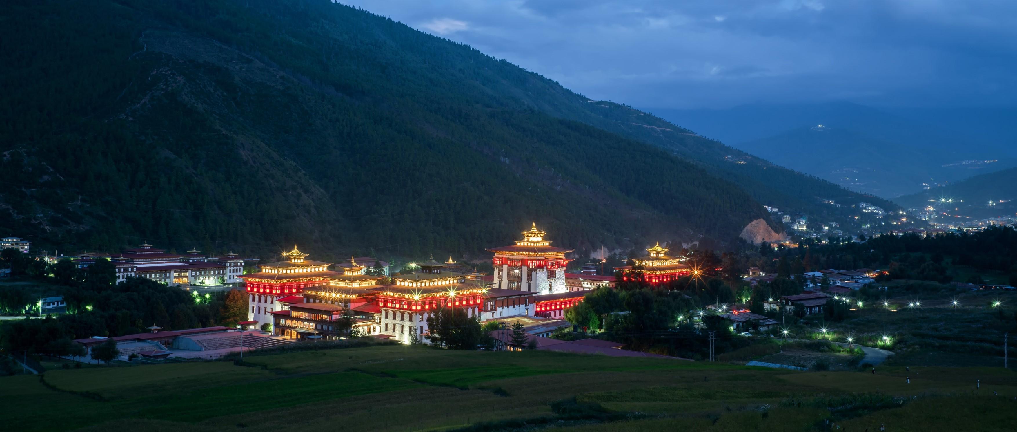 Thimphu-Dzong-Bhutan