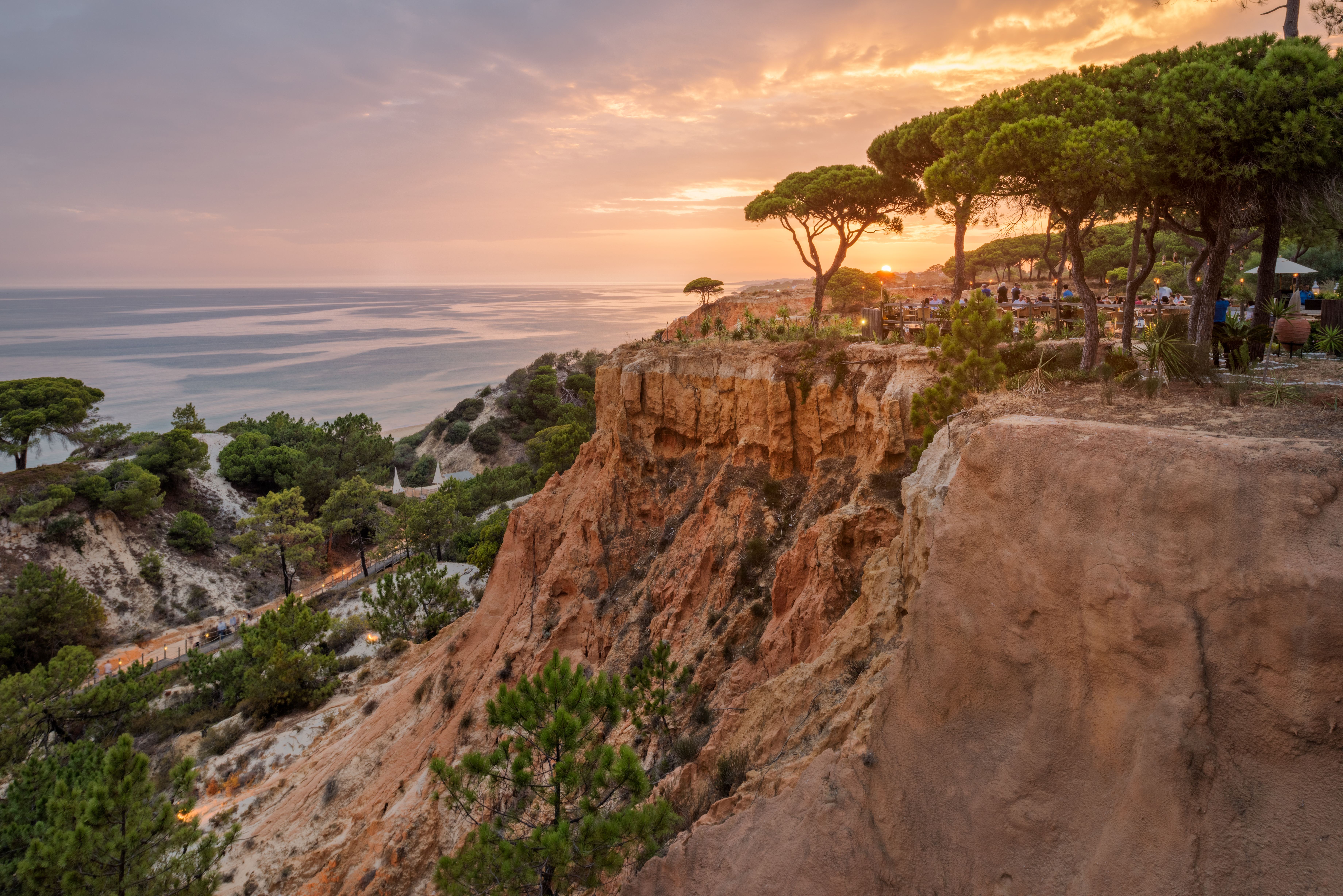 cliff-top-view-algarve-portugal