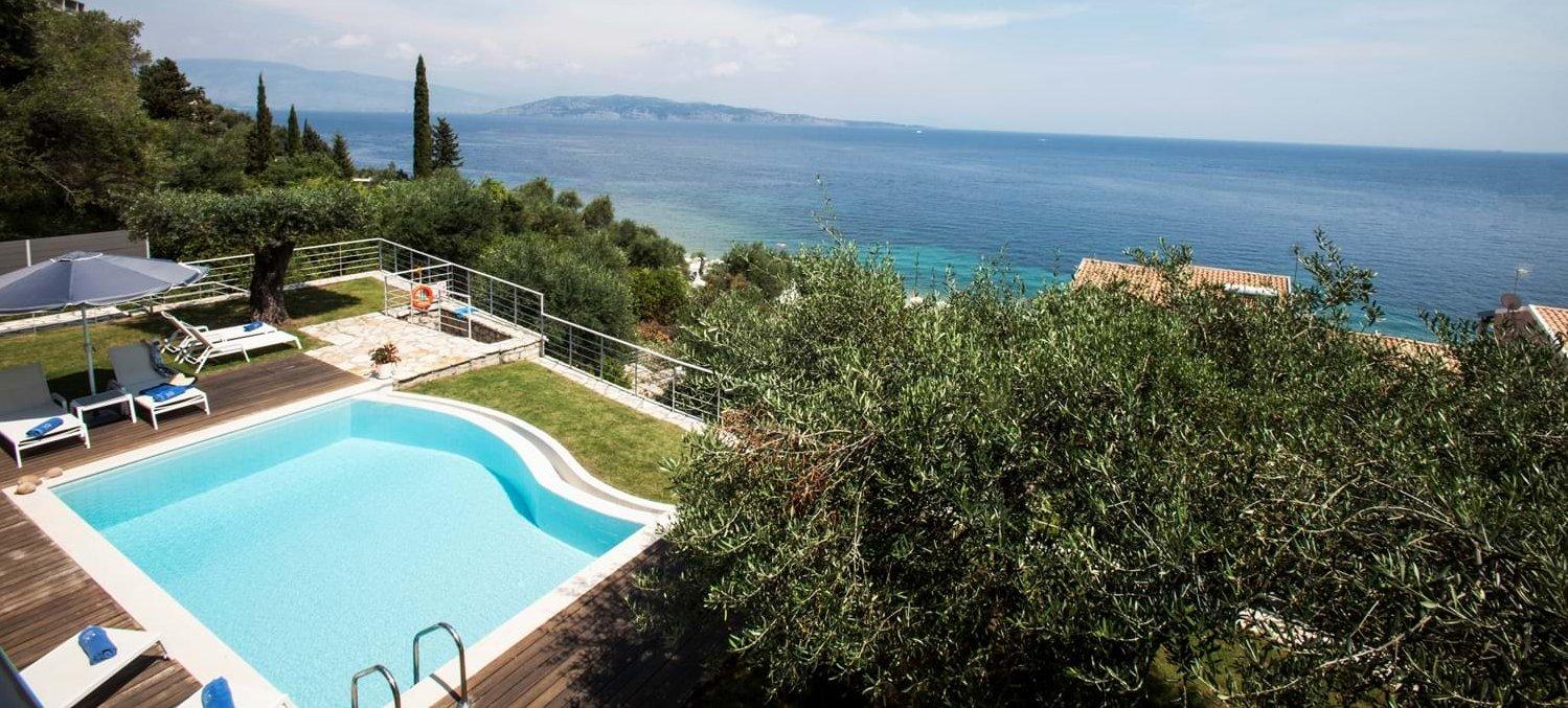 villa-penelope-corfu-pool-aerial