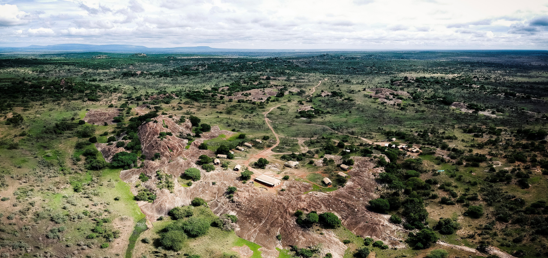 kichakani-serengeti-camp-aerial