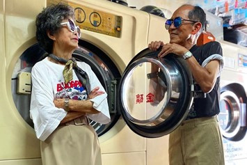 Couple in Their 80s Become Fashion Influencers