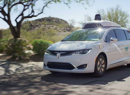 Autonomous Vehicles Have Arrived