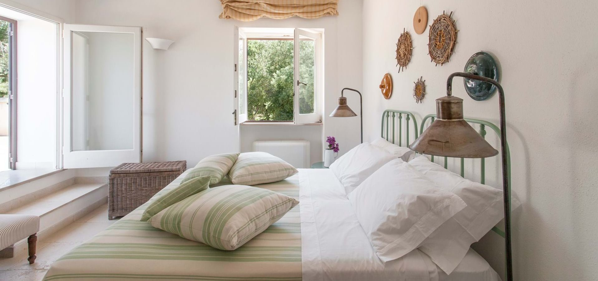 masseria-del-mare-twin-bedroom