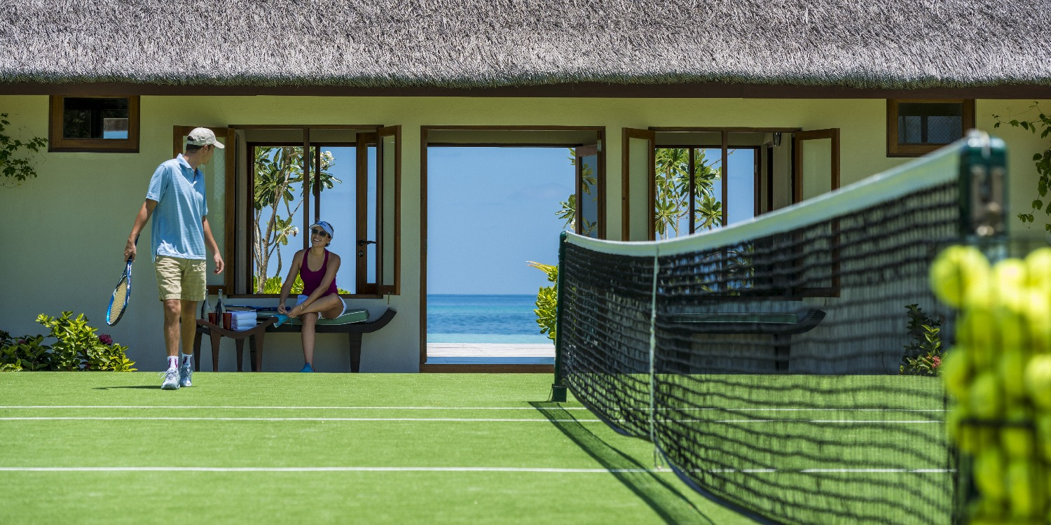 Tennis-Four-Seasons-Kuda-Huraa