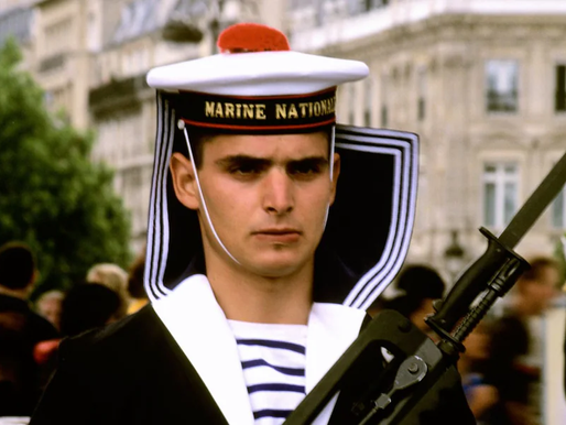 French Navy Starts Clothing Brand