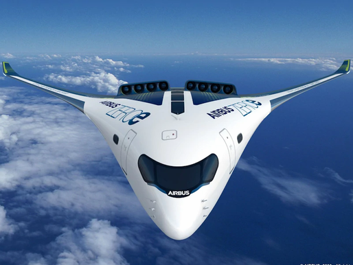 Zero-Emission Large Passenger Aircraft