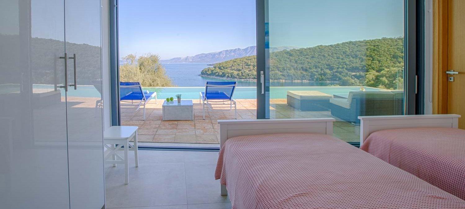 villa-saloma-meganissi-twin-bedroom-2