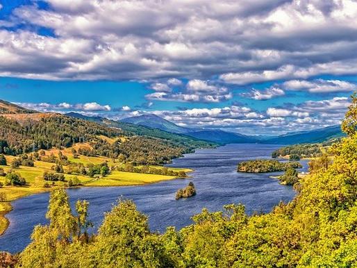 Re-Wilding Scotland