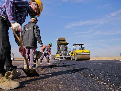 Plastic Roads Better Than Asphalt