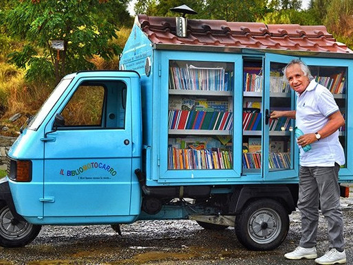 Mobile Library for Kids