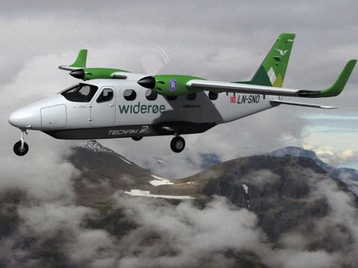 Electric Plane to Fly in 2025