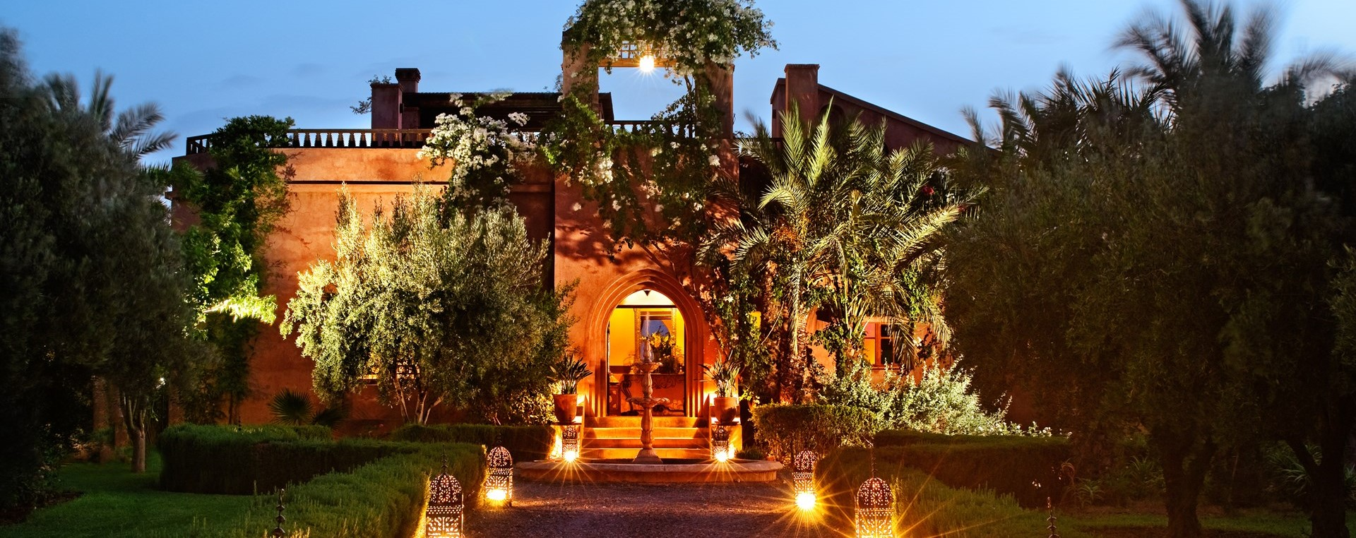 arriving-at-villa-alexandra-marrakech