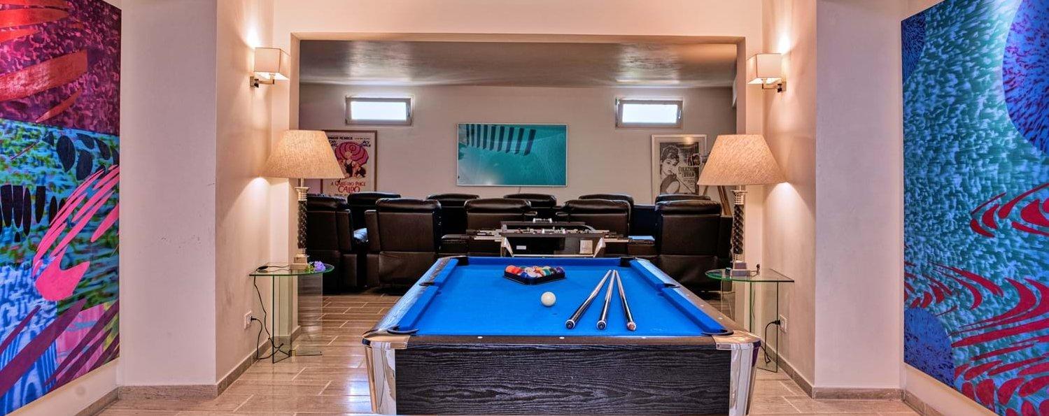 peristera-house-corfu-games-room