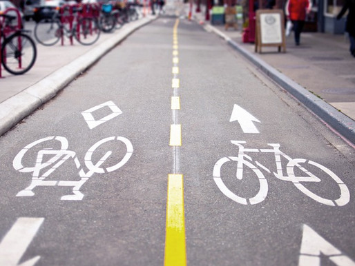 Europe Doubles Down on Cycle Lanes