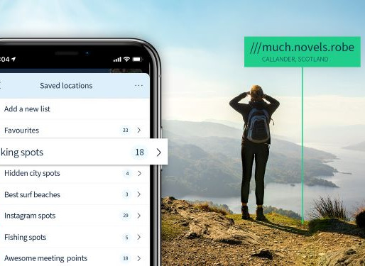 App Gives Anywhere and Everywhere an Address