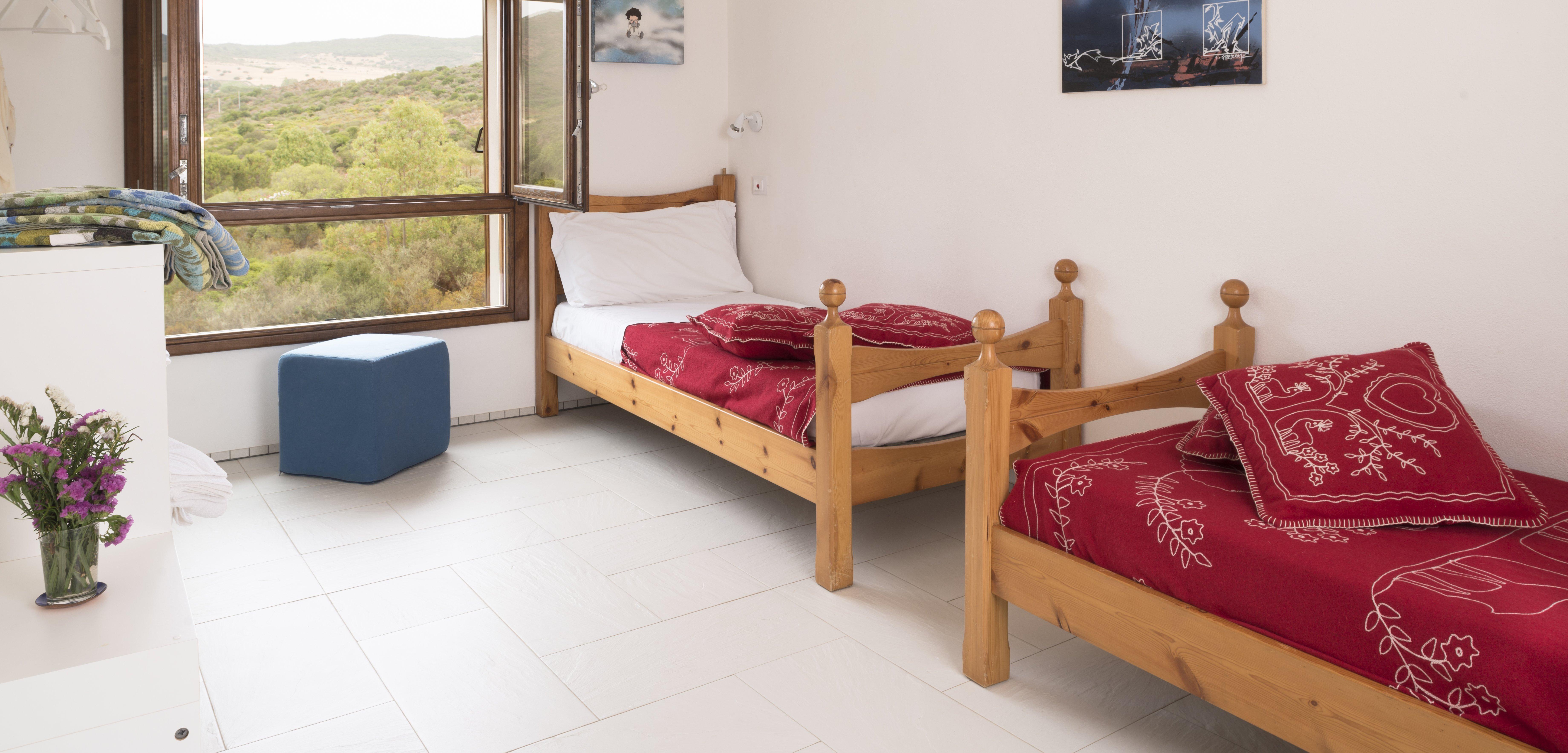 bunk-room-family-villa-sardinia