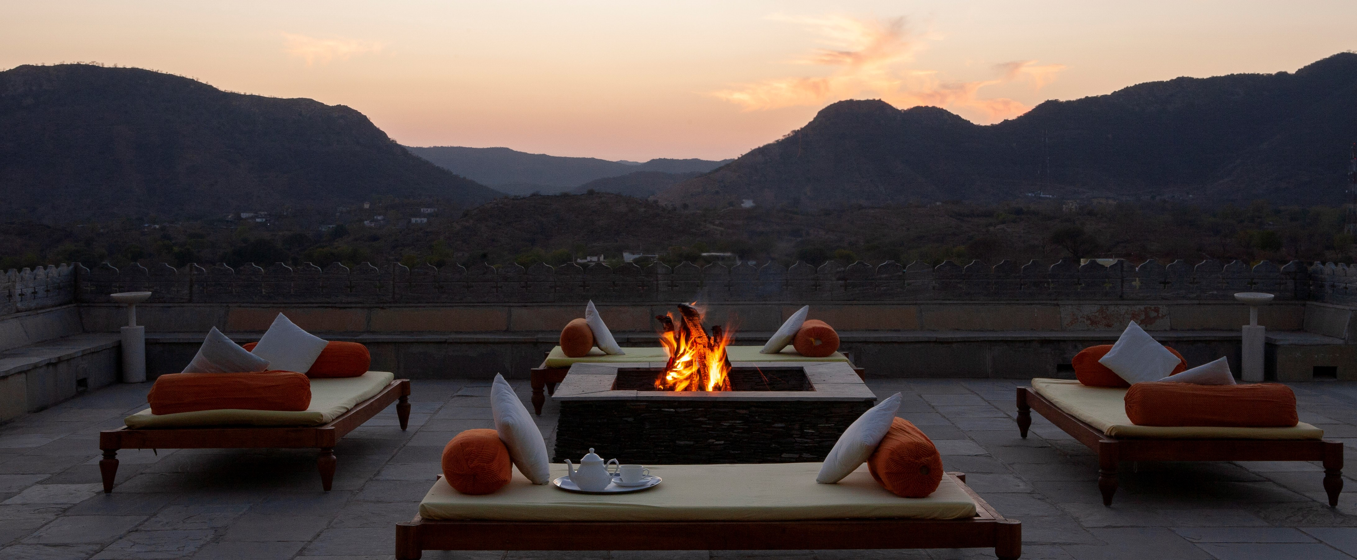 raas-devigarh-terrace-sunset