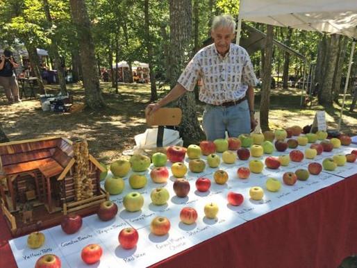 The Appalachian Apple Hunter