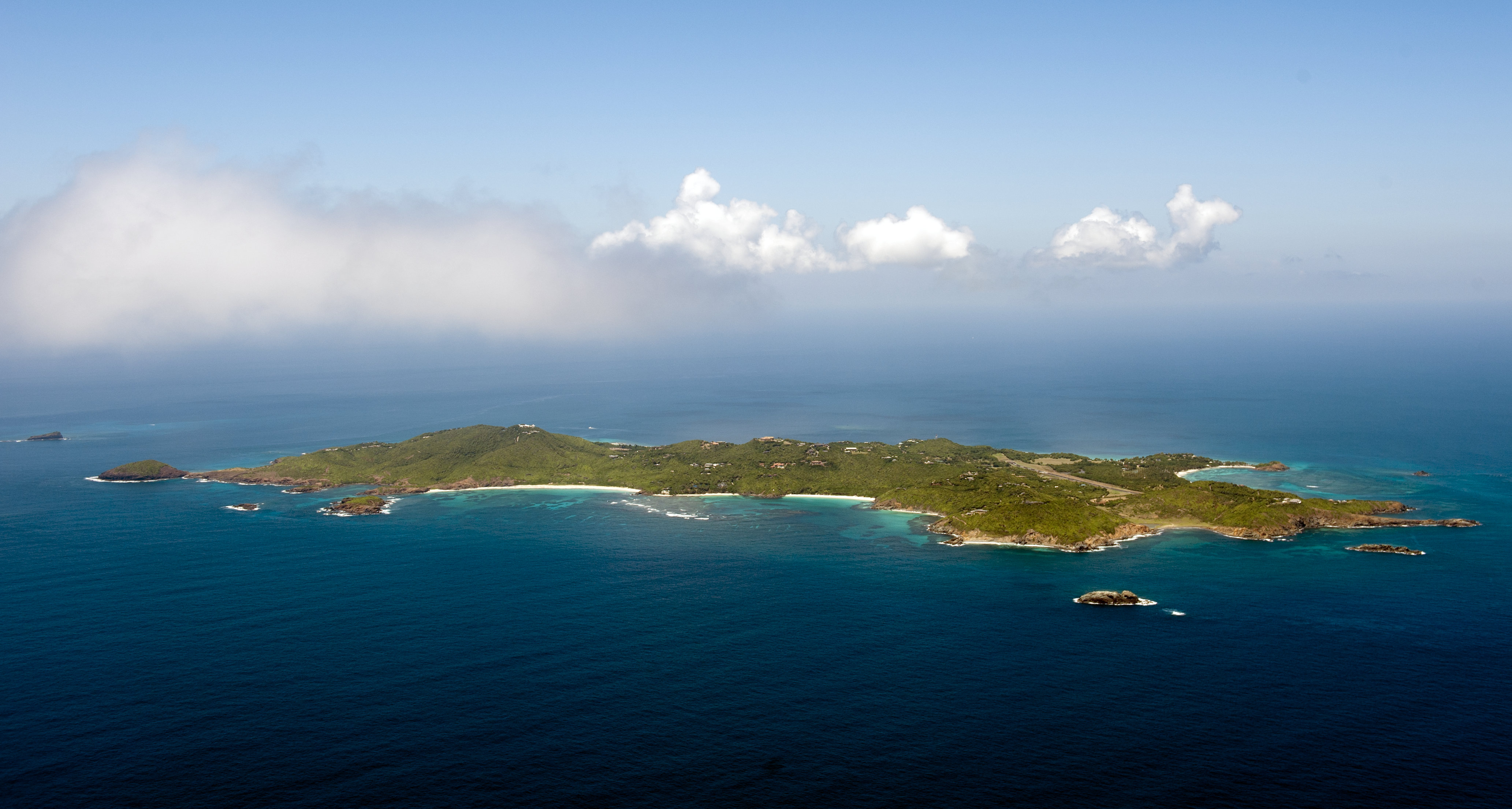 mustique-island-aerial-view